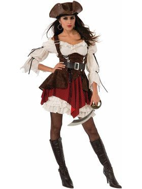 Sexy Pirate Penny Womens Costume  sc 1 st  Wholesale Halloween Costumes & Pirate Halloween Costumes at Amazing Wholesale Prices for Adults u0026 Kids