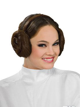 Sexy Princess Leia Headband