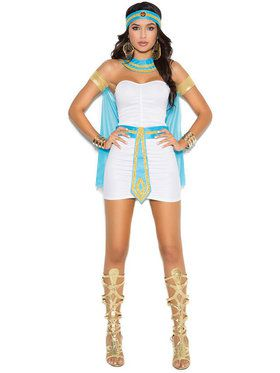 Sexy Queen of the Nile Women's Costume