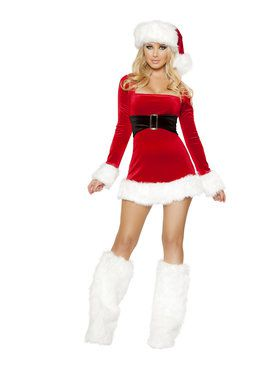 Adult Santa's Saint Costume