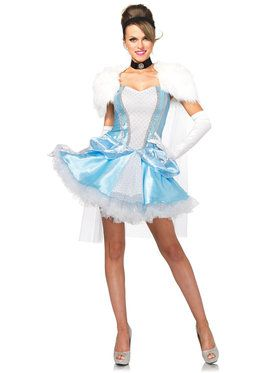 Sexy Slipper-less Sweetie Women's Costume