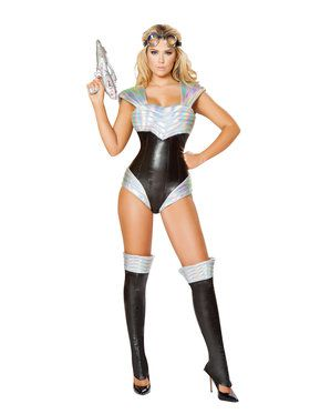 Sexy Space Cadet Costume