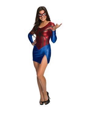 Spider Girl Secret Wishes Womens Dress