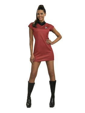 Sexy Star Trek II Lt. Uhura Womens Costume