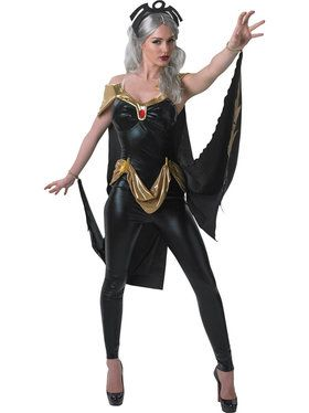 Sexy Storm Womens Costume
