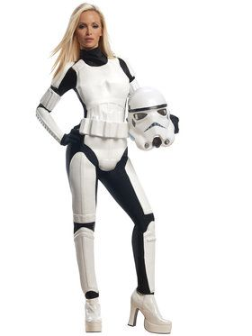 Sexy Stormtrooper Women's Costume