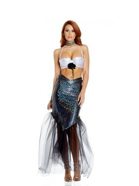 Classic Sexy Superior Scales Mermaid Costume
