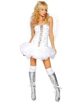 Sexy Sweet Angel Adult Costume