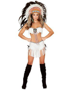 Sexy Tribal Princess Women's Costume