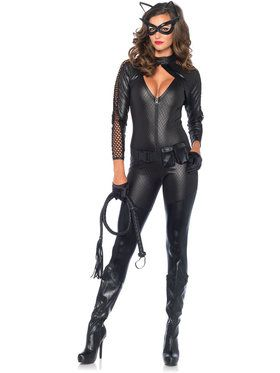 Sexy Wicked Kitty Women's Costume