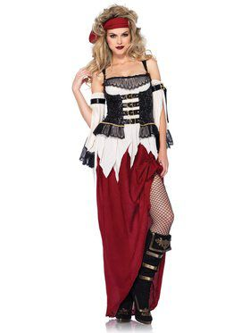 Sexy Women's Buried Treasure Beauty Costume