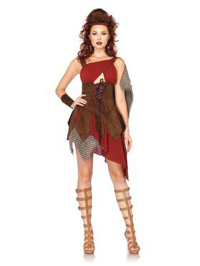 Sexy Women's Deadly Huntress Costume