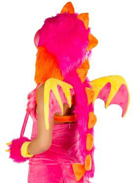 Sexy Women's Deluxe Drag the Dragon Hood