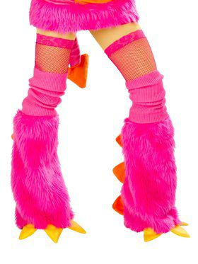 Sexy Women's Deluxe Drag the Dragon Legwarmers