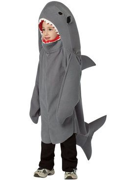 Shark Costume For Children