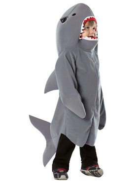 Shark Costume For Toddlers