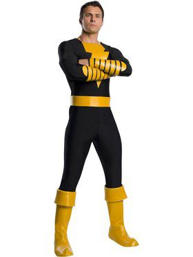 Deluxe Adult Black Adam Costume