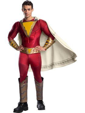 Shazam Grand Heritage Costume for Adults