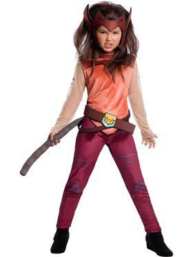 She-Ra and the Princess of Power Catra Costume for Kids