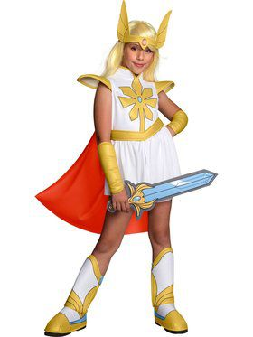 She-Ra and the Princess of Power She-Ra Costume for Kids