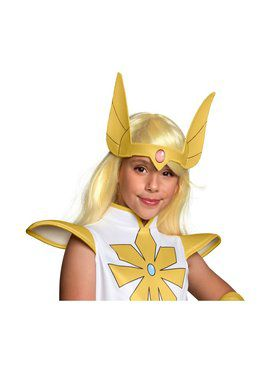 Girl's She-Ra and the Princess of Power She-Ra Wig