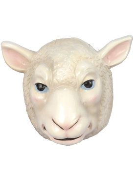 Sheep Mask For Children