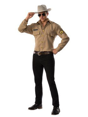 Sherriff Men's Costume