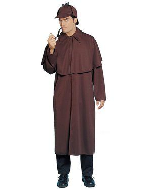Sherlock Adult Costume