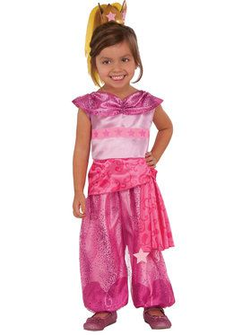 Shimmer and Shine Deluxe Leah Costume