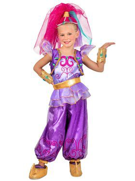 Shimmer and Shine: Shimmer Girl's Costume
