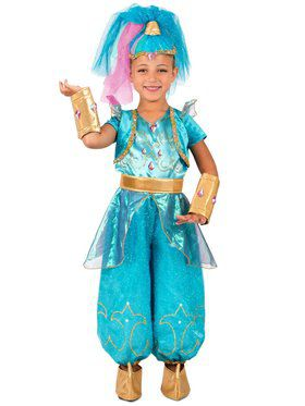 Shimmer and Shine: Shine Girl's Costume