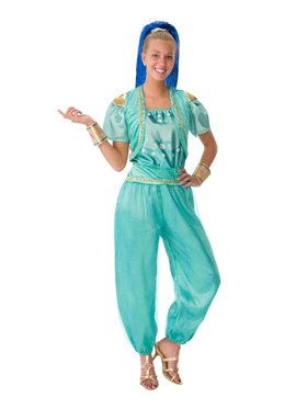 Shimmer and Shine Shine Deluxe Costume for Adults