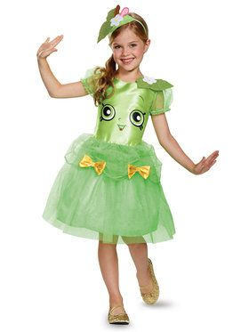 Shopkins Apple Blossom Classic Girl's Costume