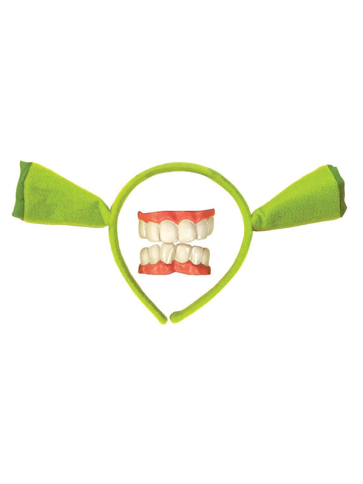 Shrek Ears and Teeth - Costume Accessories for 2018