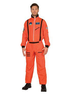 Shuttle Commander Men's Costume