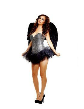 Signature Fallen Angel Elite Deluxe Sexy Costume