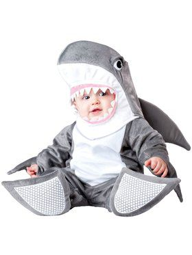 Silly Shark Toddler Costume