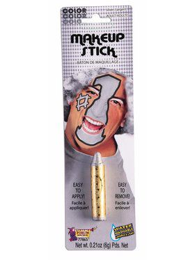 Face Paint Stick - Silver