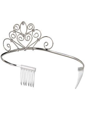 Silver Sweetheart Princess Tiara