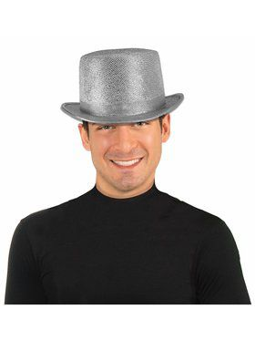 Silver Top Hat