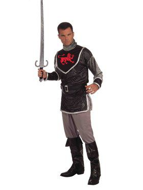 Sir Lancelot Men's Costume