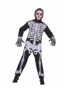 Skeleton Boys Child Costume