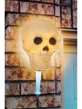 Skeleton Porch Light Cover Accessory