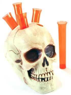 Skull Shot Glass Holder