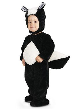 Skunk Costume For Babies