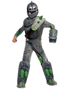 Skylanders Giants Crusher Boy's Costume
