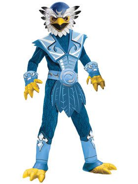 Skylanders Giants Jet-Vac Boy's Costume