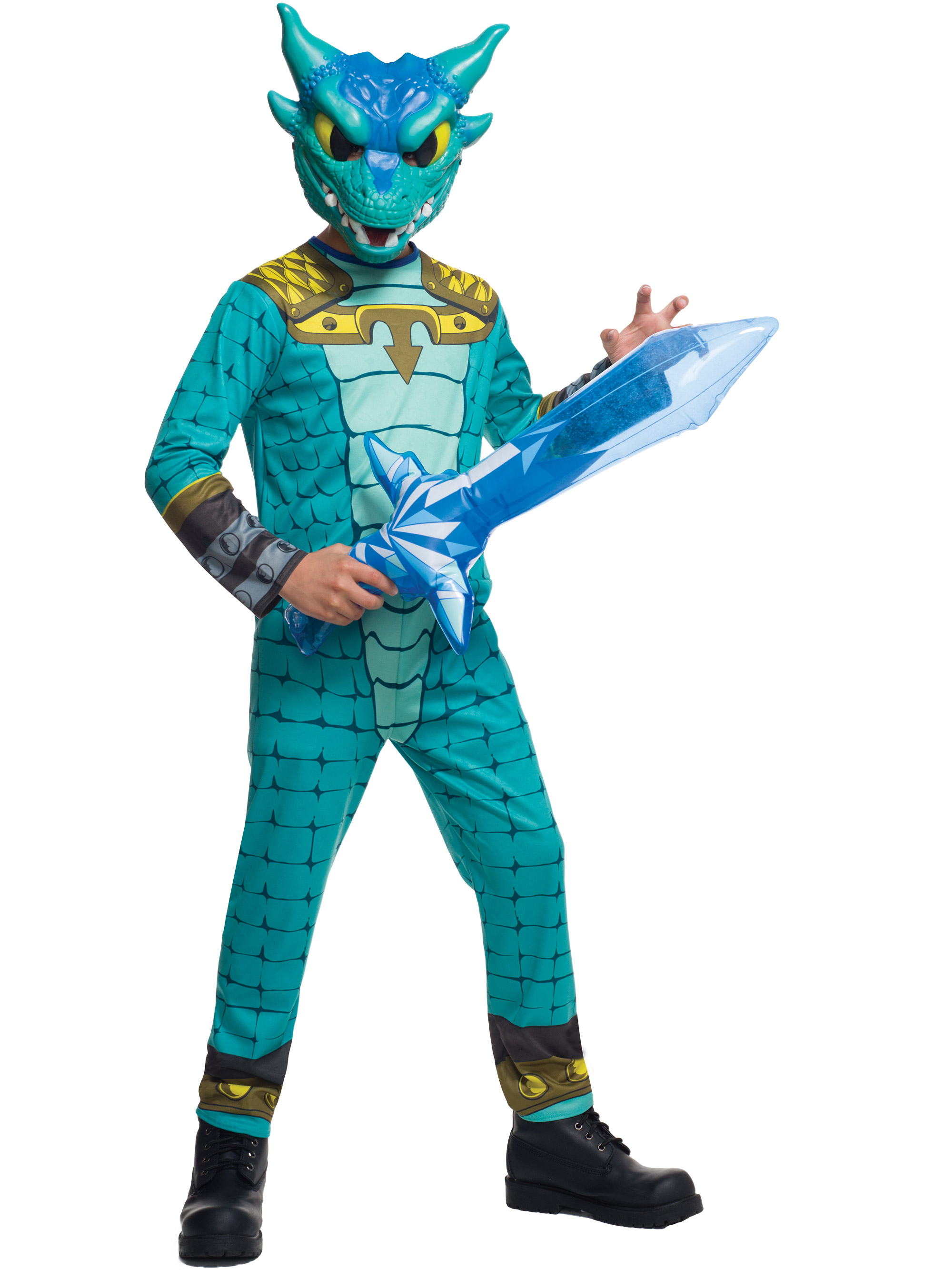 Skylanders Snap Shot Trap Team Costume for Kids R610482-L
