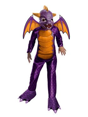 Skylanders Spyro Deluxe Child Costume