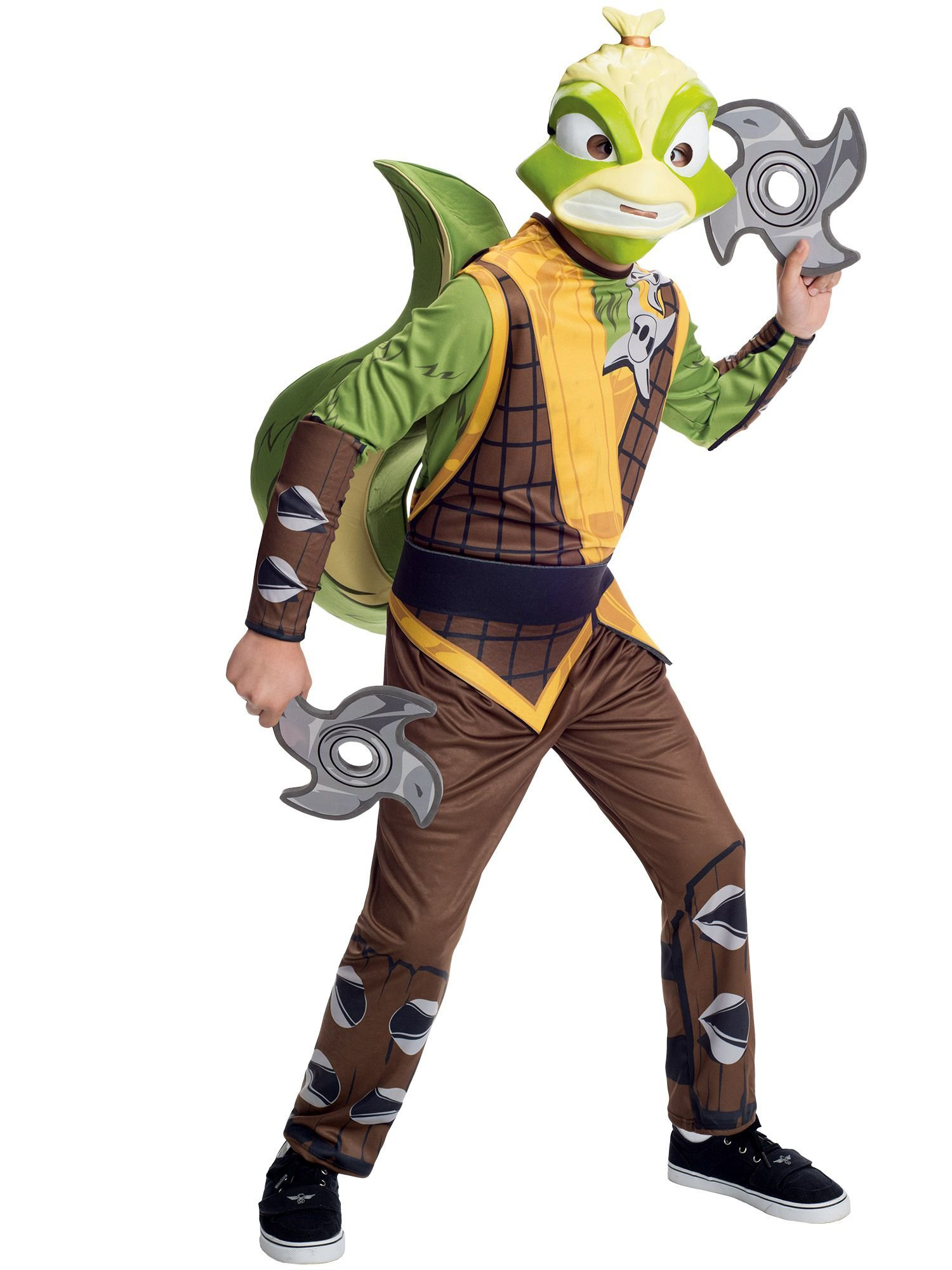 Skylander's Stink Bomb Costume For Kids R880256-M